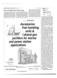 Maritime Reporter Magazine, page 50,  May 2001