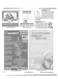 Maritime Reporter Magazine, page 52,  May 2001