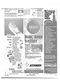 Maritime Reporter Magazine, page 53,  May 2001