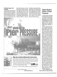 Maritime Reporter Magazine, page 4,  May 2001