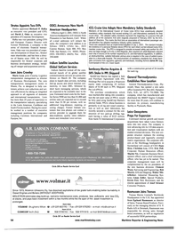 Maritime Reporter Magazine, page 58,  May 2001