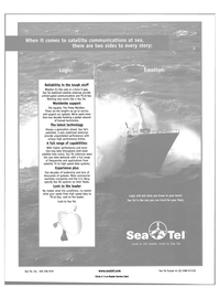 Maritime Reporter Magazine, page 5,  May 2001