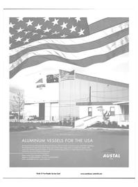Maritime Reporter Magazine, page 11,  Jul 2001 powerhouse of Austal Ships