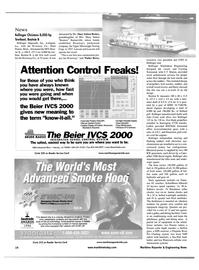 Maritime Reporter Magazine, page 14,  Jul 2001