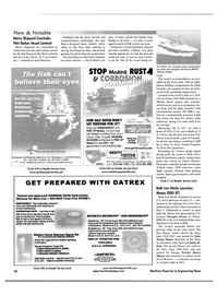Maritime Reporter Magazine, page 20,  Jul 2001