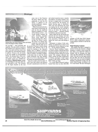 Maritime Reporter Magazine, page 24,  Jul 2001 Cruise Lines