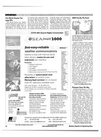 Maritime Reporter Magazine, page 32,  Jul 2001