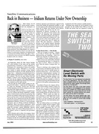 Maritime Reporter Magazine, page 33,  Jul 2001