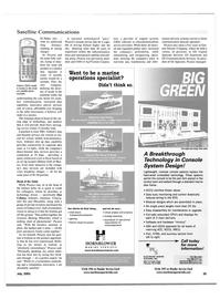 Maritime Reporter Magazine, page 35,  Jul 2001