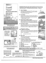 Maritime Reporter Magazine, page 2,  Jul 2001