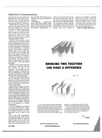 Maritime Reporter Magazine, page 39,  Jul 2001