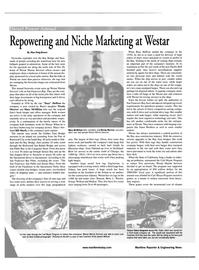 Maritime Reporter Magazine, page 40,  Jul 2001 Buzz