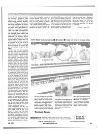 Maritime Reporter Magazine, page 41,  Jul 2001 California