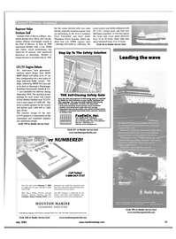 Maritime Reporter Magazine, page 45,  Jul 2001