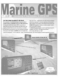 Maritime Reporter Magazine, page 3,  Jul 2001