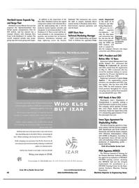 Maritime Reporter Magazine, page 48,  Jul 2001 New Jersey