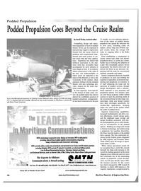 Maritime Reporter Magazine, page 52,  Jul 2001