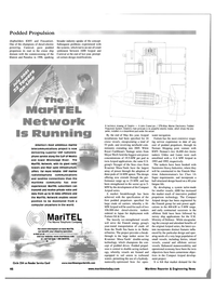 Maritime Reporter Magazine, page 54,  Jul 2001 podded propulsion technology