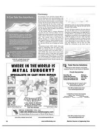 Maritime Reporter Magazine, page 60,  Jul 2001