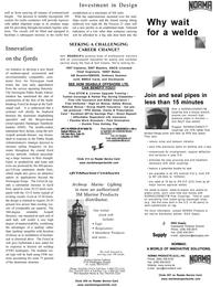 Maritime Reporter Magazine, page 11,  Aug 2001 Seamen/QMEDS
