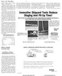 Maritime Reporter Magazine, page 17,  Aug 2001 New Jersey