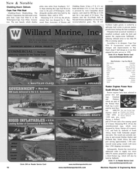Maritime Reporter Magazine, page 20,  Aug 2001 Massachusetts