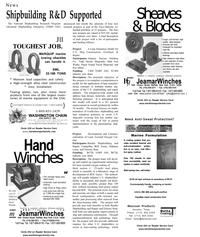 Maritime Reporter Magazine, page 21,  Aug 2001 condensation