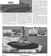 Maritime Reporter Magazine, page 27,  Aug 2001 Stan Tug