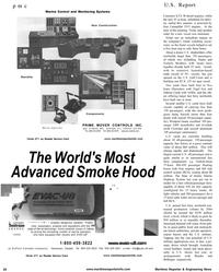 Maritime Reporter Magazine, page 30,  Aug 2001 Dakota Creek