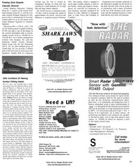 Maritime Reporter Magazine, page 33,  Aug 2001 Washington