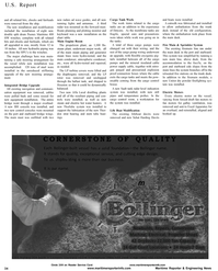 Maritime Reporter Magazine, page 36,  Aug 2001 cation equipment