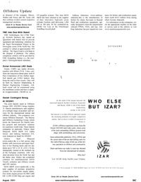 Maritime Reporter Magazine, page 41,  Aug 2001 Pierce