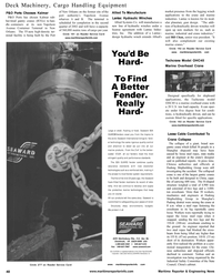 Maritime Reporter Magazine, page 50,  Aug 2001 er technology