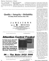 Maritime Reporter Magazine, page 54,  Aug 2001 Louisiana