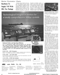 Maritime Reporter Magazine, page 56,  Aug 2001 3-D
