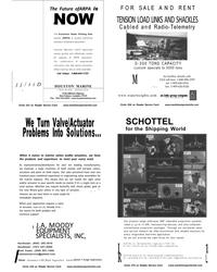 Maritime Reporter Magazine, page 58,  Aug 2001 West Coast