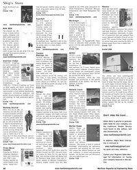 Maritime Reporter Magazine, page 70,  Aug 2001 United States Navy