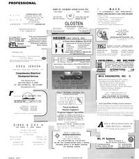 Maritime Reporter Magazine, page 81,  Aug 2001 Relational Database