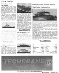 Maritime Reporter Magazine, page 12,  Sep 2001 Alabama