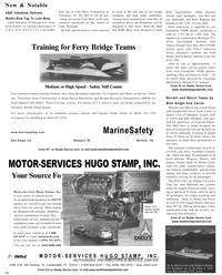 Maritime Reporter Magazine, page 14,  Sep 2001 Alaska