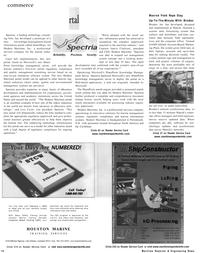 Maritime Reporter Magazine, page 18,  Sep 2001 Caribbean