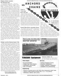 Maritime Reporter Magazine, page 19,  Sep 2001 OCR