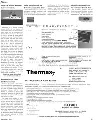 Maritime Reporter Magazine, page 21,  Sep 2001 Washington