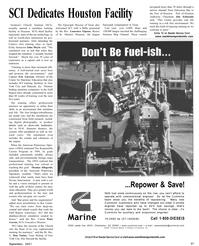 Maritime Reporter Magazine, page 37,  Sep 2001 Kentucky
