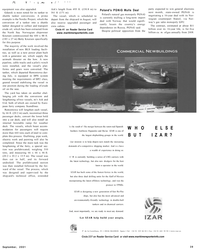Maritime Reporter Magazine, page 39,  Sep 2001 general elections
