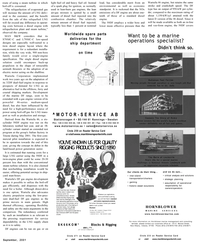 Maritime Reporter Magazine, page 43,  Sep 2001 gas engine development