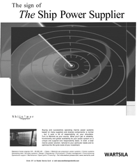 Maritime Reporter Magazine, page 45,  Sep 2001 propulsion power systems