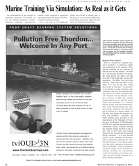 Maritime Reporter Magazine, page 50,  Sep 2001