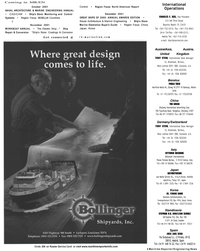 Maritime Reporter Magazine, page 4,  Sep 2001 Australasia
