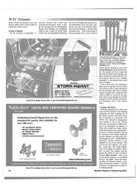 Maritime Reporter Magazine, page 16,  Oct 2001 Preston Merchant